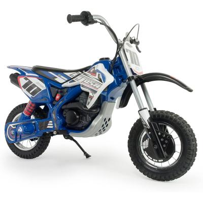 Injusa Moto Blue Fighter X-Treme De 24V para Niños